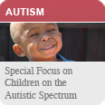autism special focus on children on the autistic spectrum
